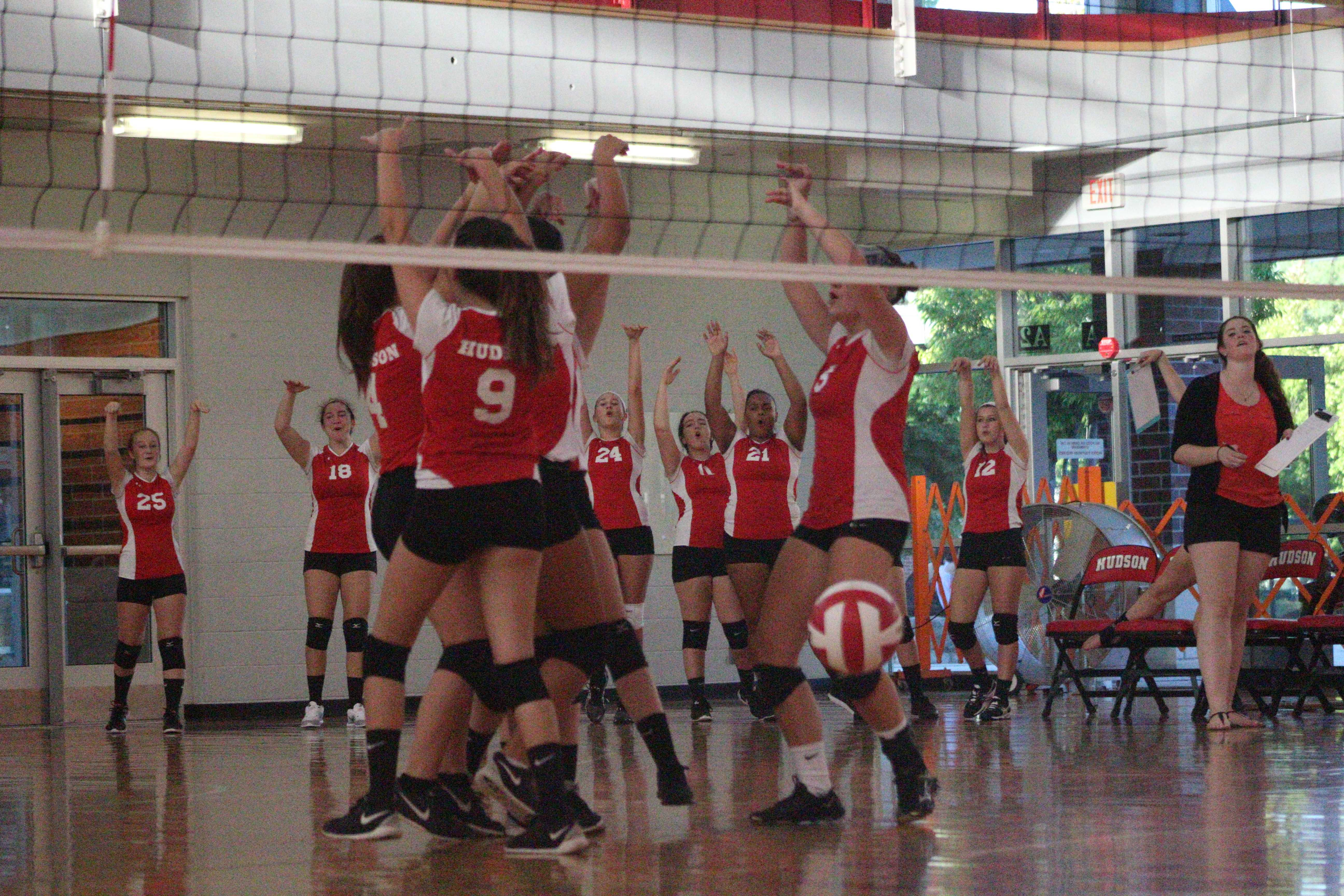 Varsity Volleyball Preview
