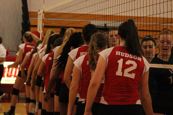 Volleyball v Westwood Playoff Game (Gallery)