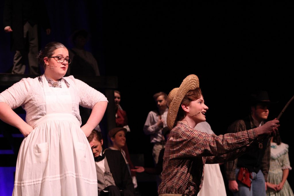 The+Drama+Society+performs+The+Adventures+of+Tom+Sawyer.+%7C+by+Siobhan+Richards