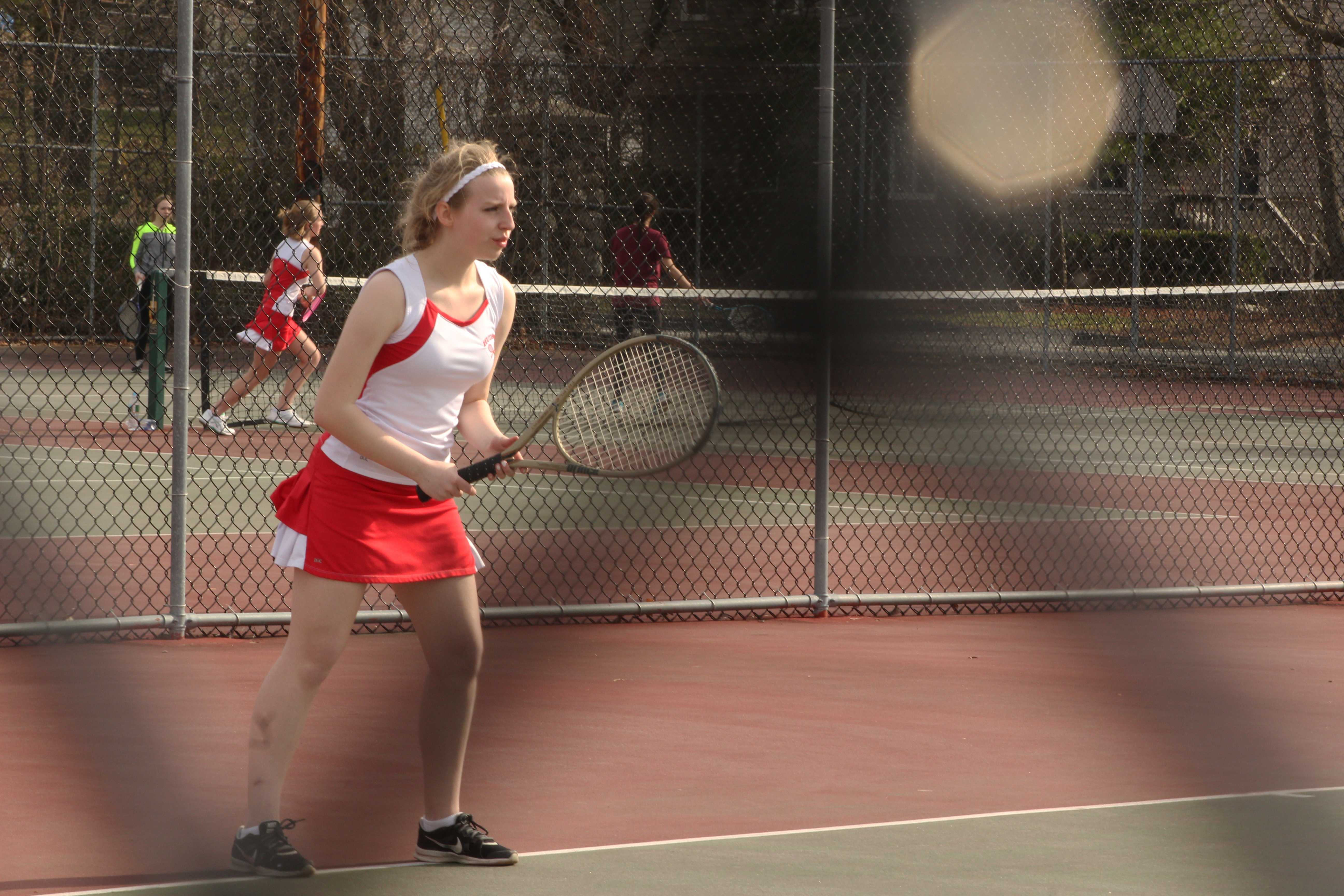 Girls Varsity Tennis vs. Shepherd Hill (Gallery)