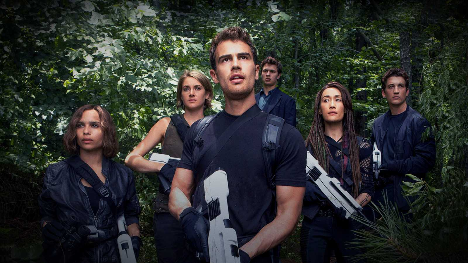 Allegiant Lacks Substance