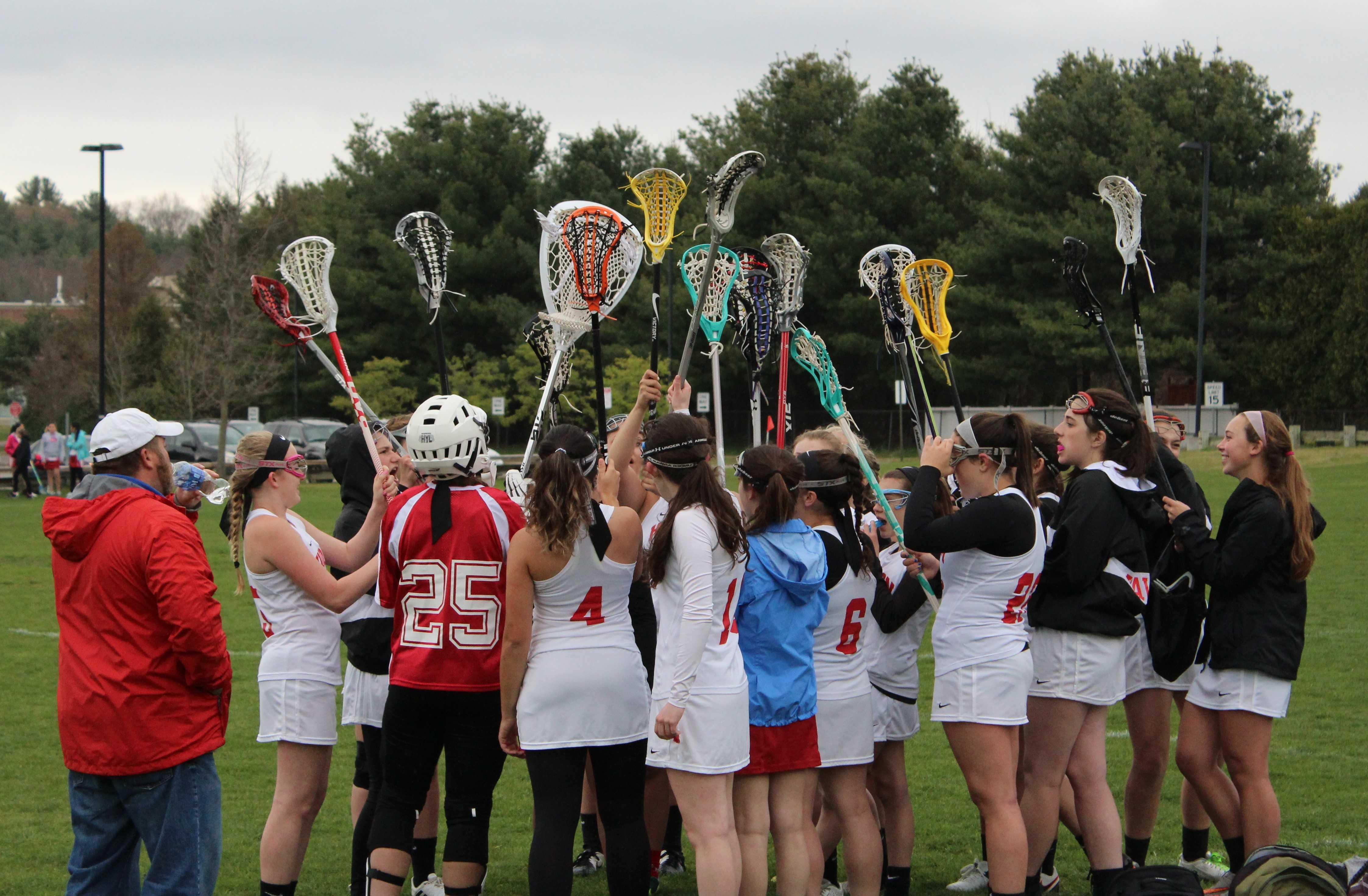Girls Varsity Lacrosse vs. Oakmont (Gallery)