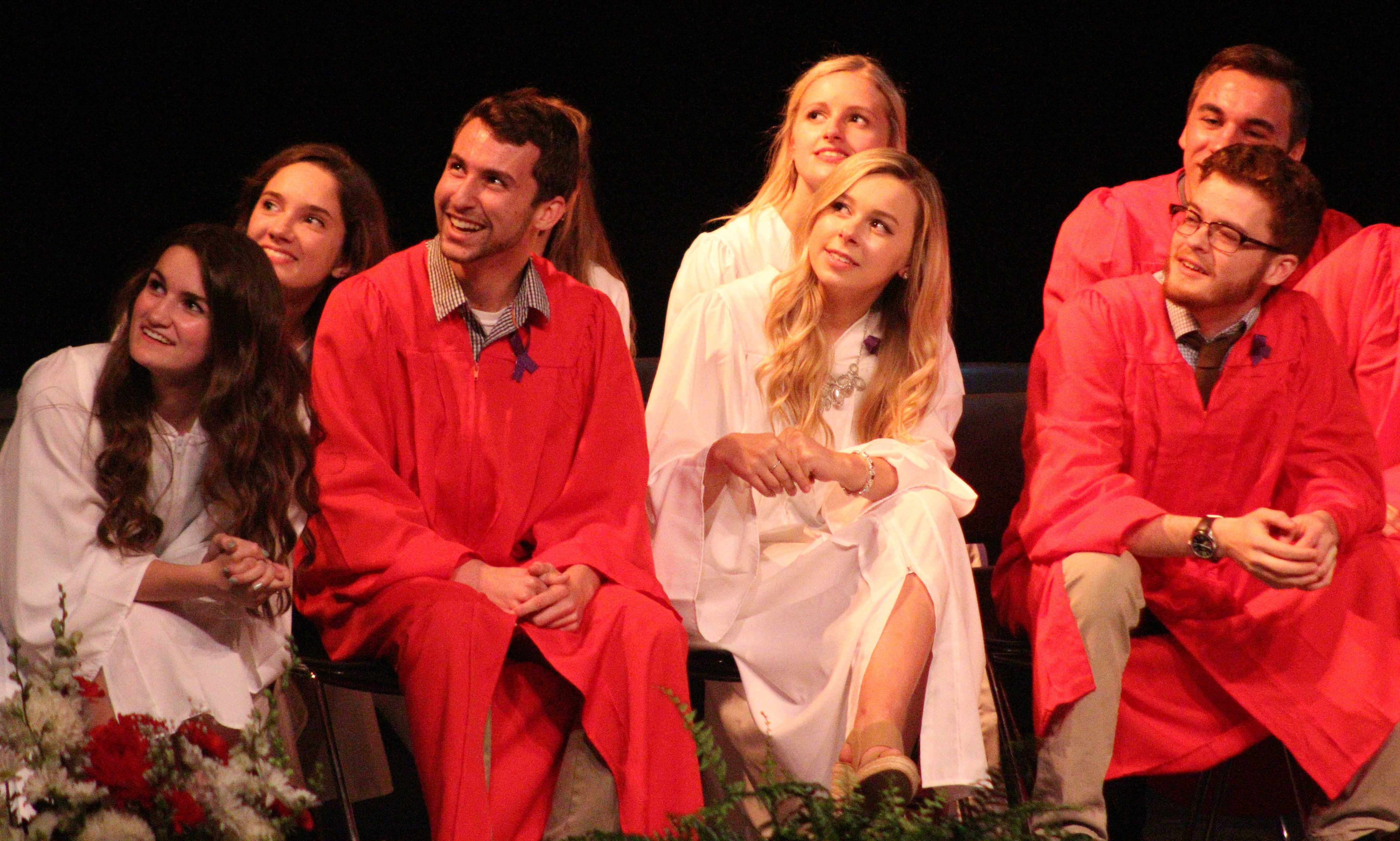 Baccalaureate 2016 (Gallery)