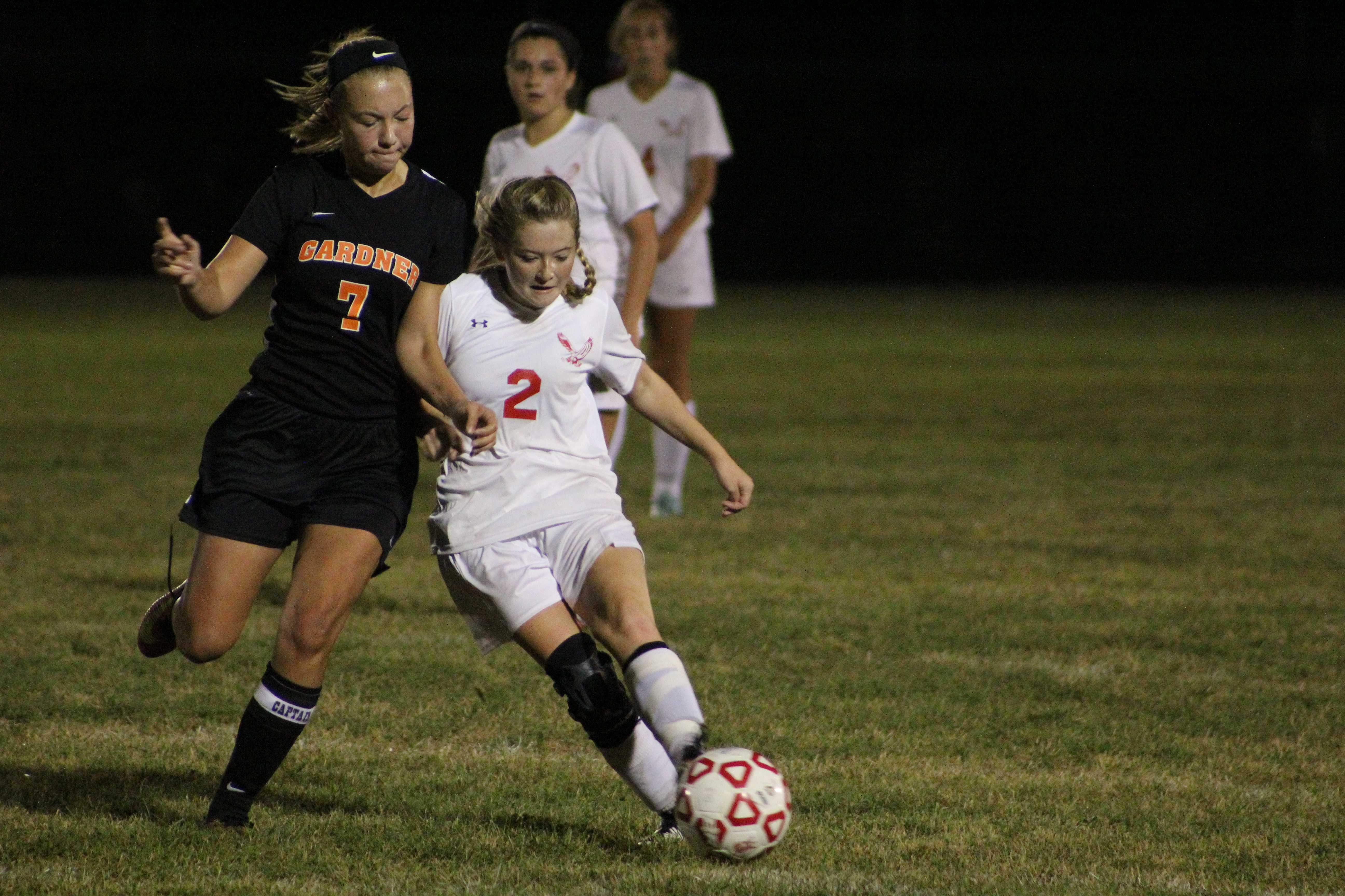 Gardner Comeback Ends Girls Soccer Win Streak at Five Games