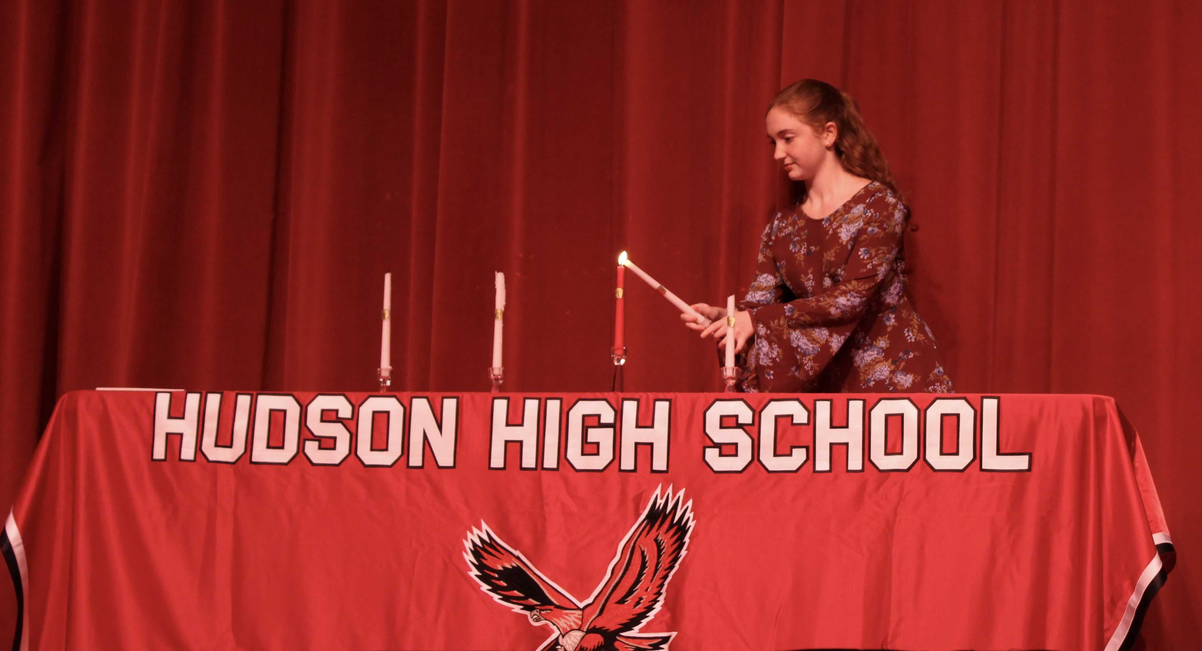 National Honor Society and National Junior Honor Society Inductions (Gallery)