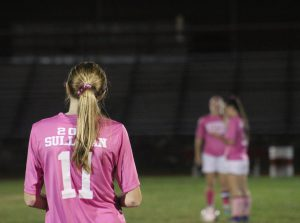 Girls Soccer Senior Night/ Pink Game (Gallery)