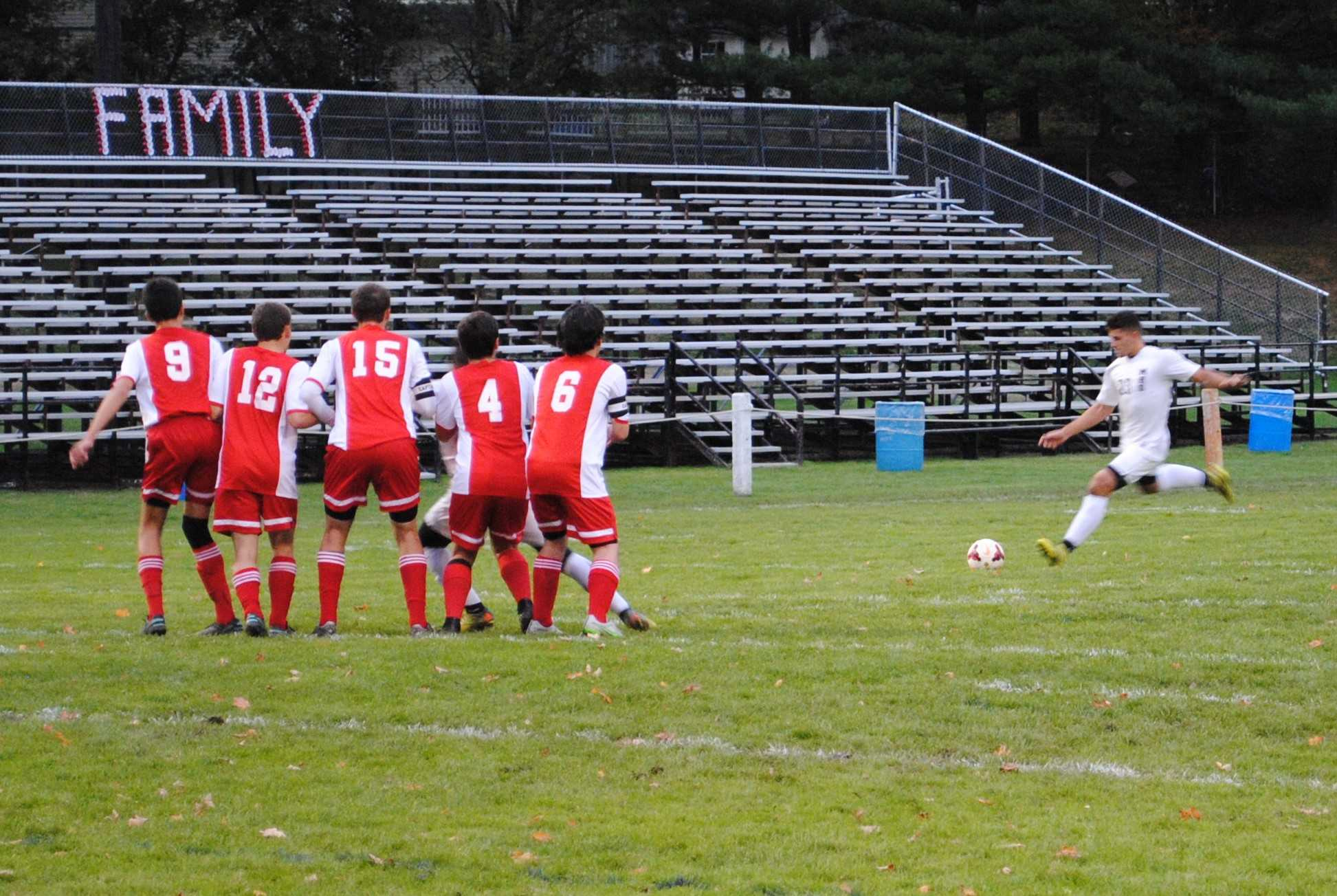 Boys Soccer Finds Positives Amid 4-0 Loss to Marlboro