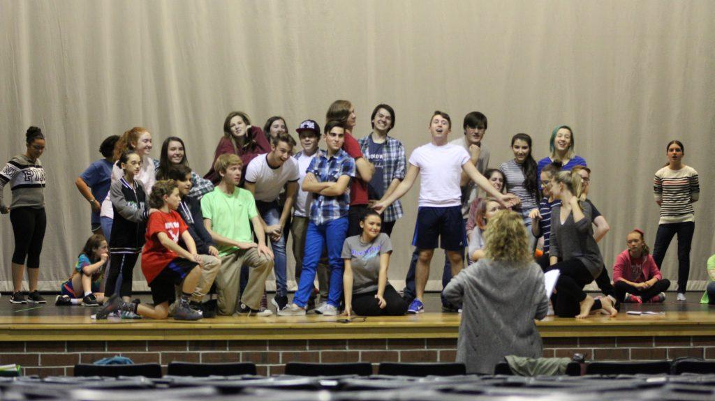 Fall Musical Highlights a Talented Team