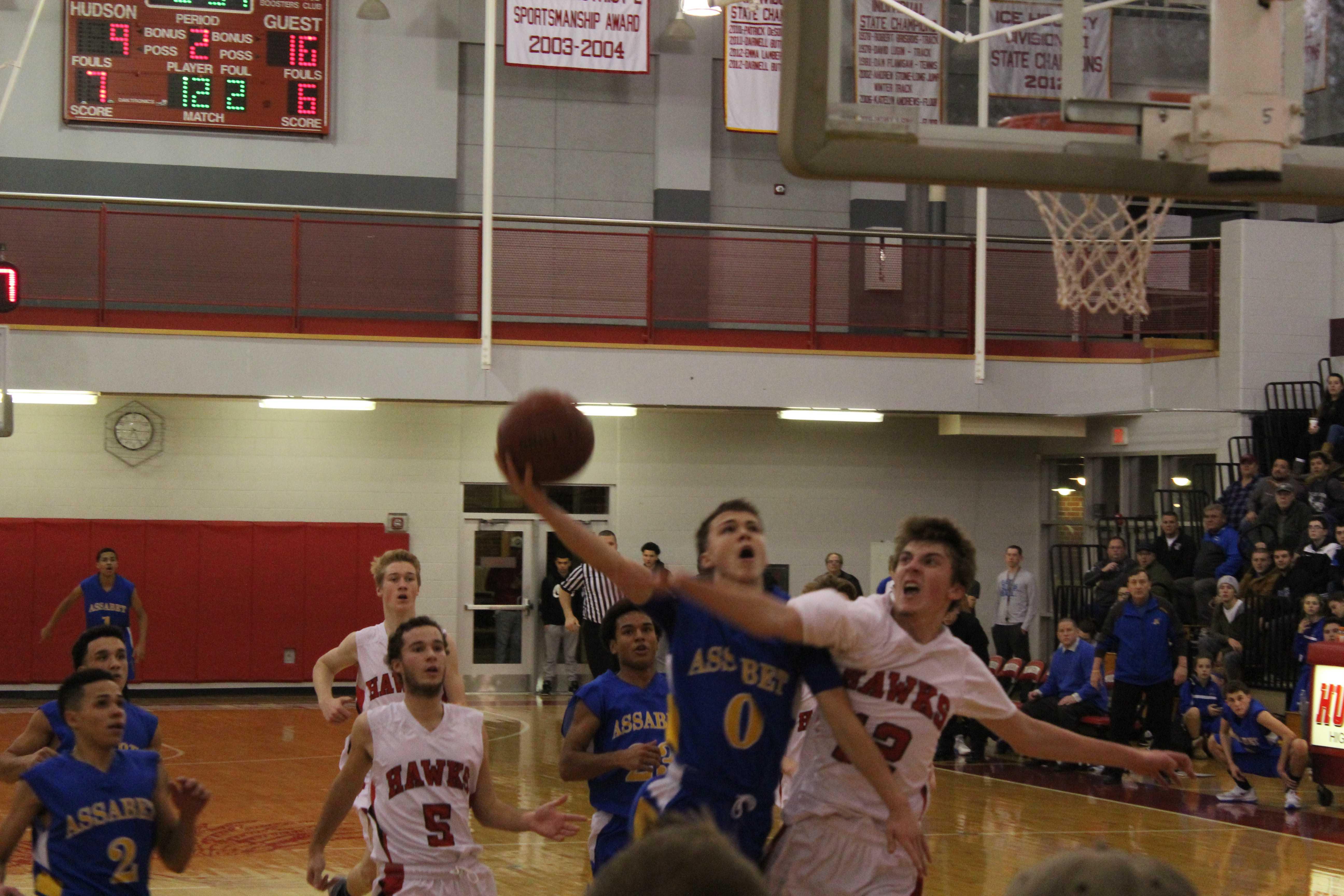 Boys Varsity Basketball vs Assabet (Gallery)