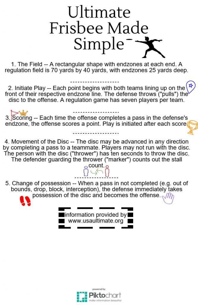 Math Teacher Introduces Hudson to Ultimate Frisbee