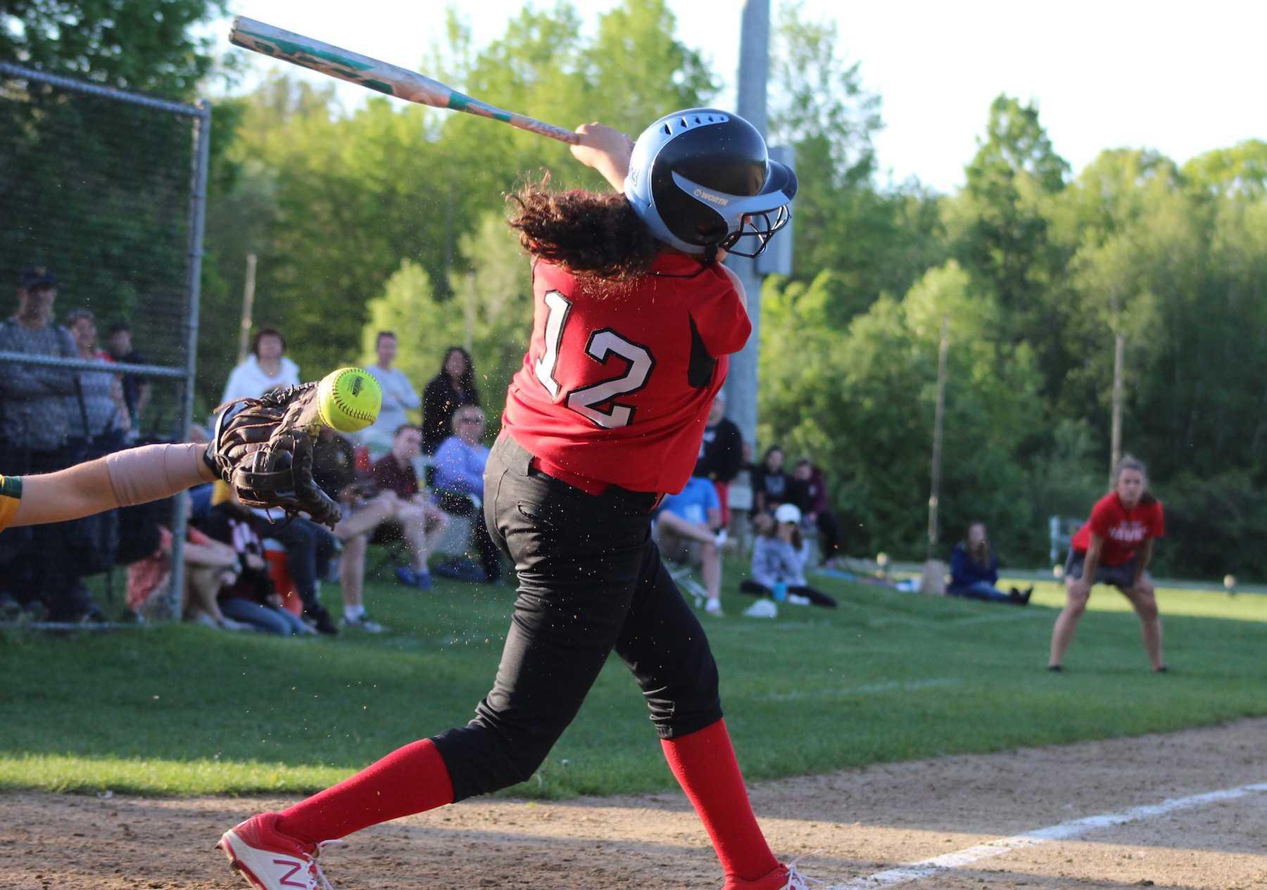 Q&A with Softball Captain Maddie Haufe