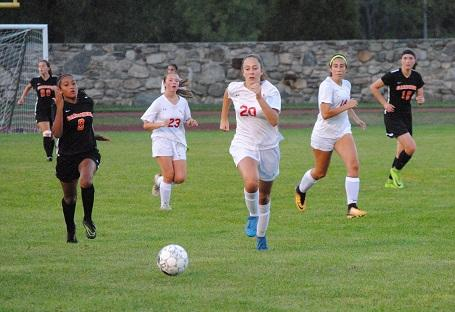 'Haunted' by 2016 Comeback, Girls Soccer Tops Gardner, 4-1.