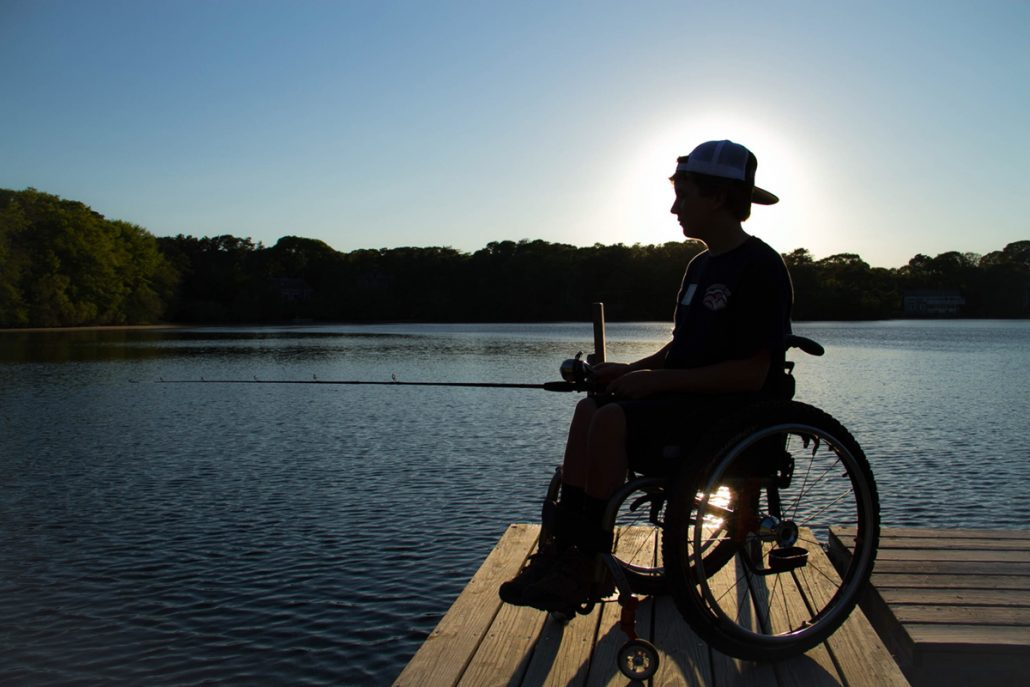 Senior Owen Anketell completed a 2,300-mile hand cycle ride for his nonprofit. | by Adaptive Sports Awareness