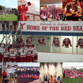 A collection of photos from members of The Big Red staff to summarize 2017.