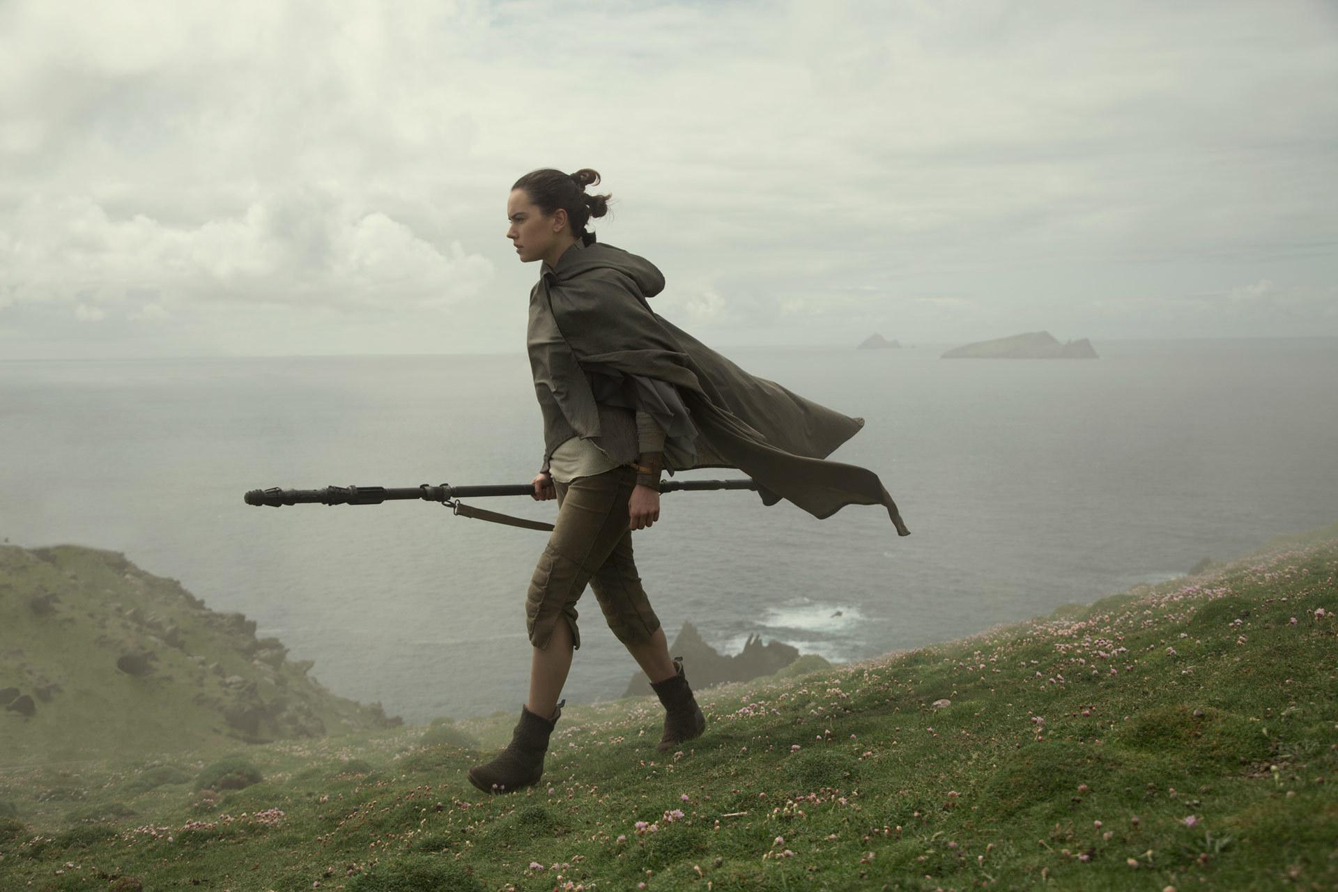 Star Wars: The Last Jedi Is a Good New Installment in the Star Wars Franchise