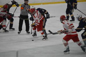 Boys Hockey vs Auburn Senior Night (Gallery)