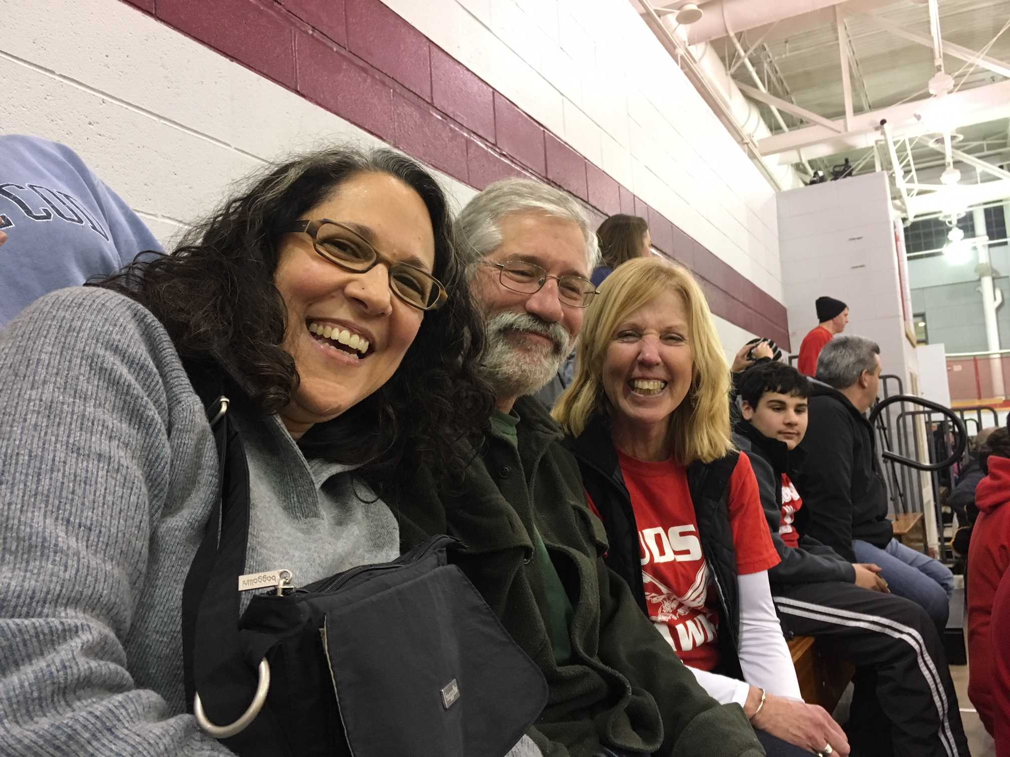 Kathy Murphy attends Friday Night Out with Joan Marchese and Paul D'Alessandro. I Submitted Photo