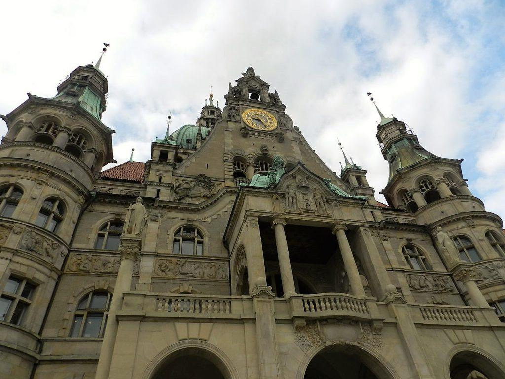 Hannover City Hall in Lower Saxony is one of the many sites students will visit this spring. | photo credit: HHS File Photo, 2012