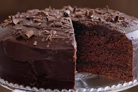 A chocolate fudge cake. | photo from Google Images