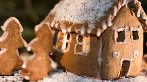 A Gingerbread House Full of Memories