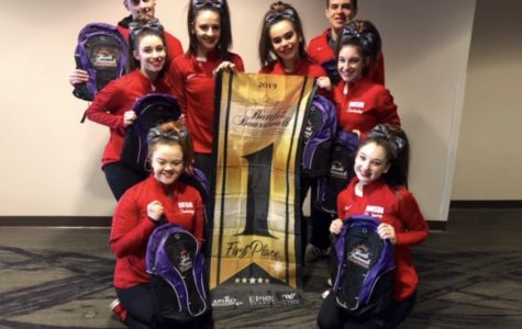 Cheerleading Team Crowned National Champions