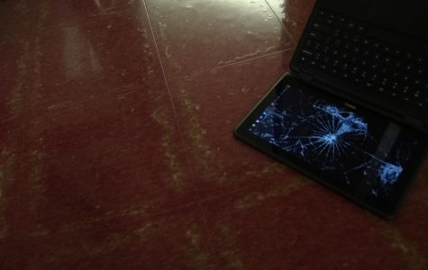 Chromebook Damage on the Rise