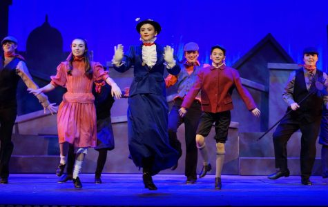 Mary Poppins Wows Hudson Audiences