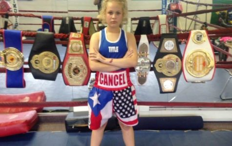 In the Ring With Hailey Cancel