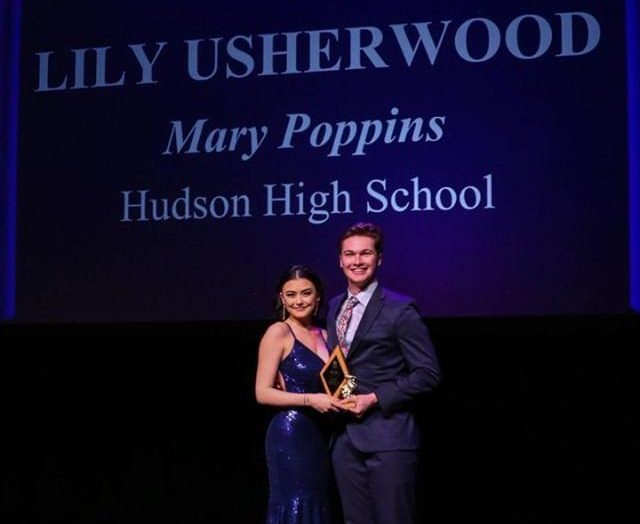 Lily Usherwood Wins Best Actress
