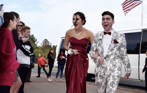 Best Prom Photo goes to Julia Stukonis and Ben Carme |courtesy of Ben Carme