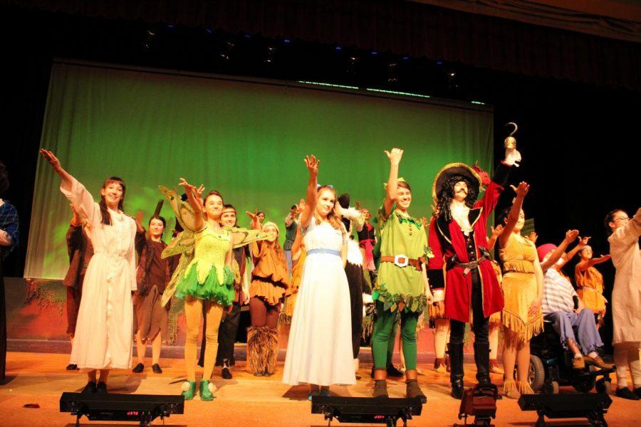 The Cast takes their final bow |by Brianna Devlin