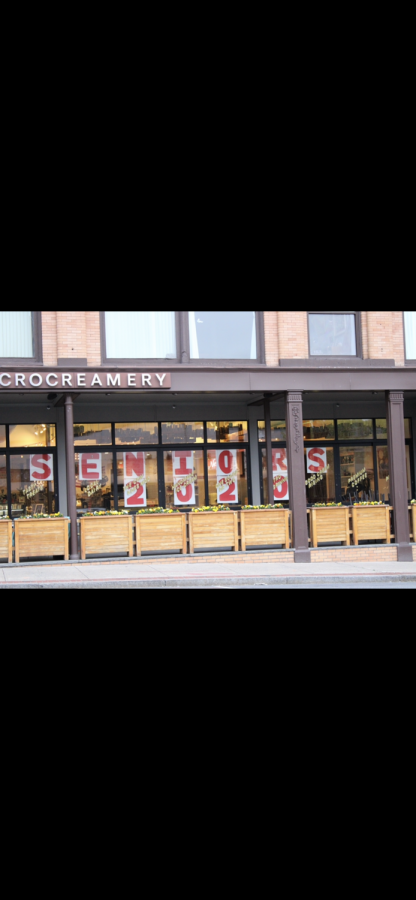 New City Micro-Creamery tributes HHS seniors due to the cancellation of graduation |by Brianna Devlin