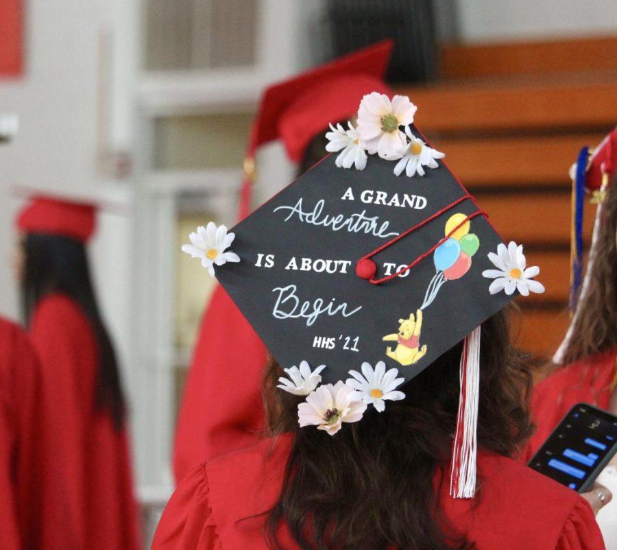 Graduation Cap  by Brianna Devlin