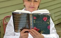 Christine Alexander and books are synonymous. She will continue to enjoy her love of literature in retirement | photo provided by Mary Milette