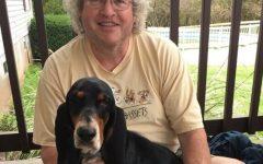 Scott Burnham meets his dog Toby for the first time on September 2019 | photo provided by Burnham
